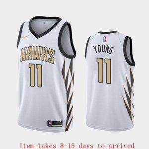 Atlanta Hawks Trae Young City Jersey